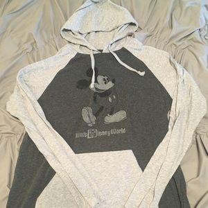 Lightweight Mickey Mouse Sweatshirt